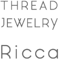 thread jewelry Ricca